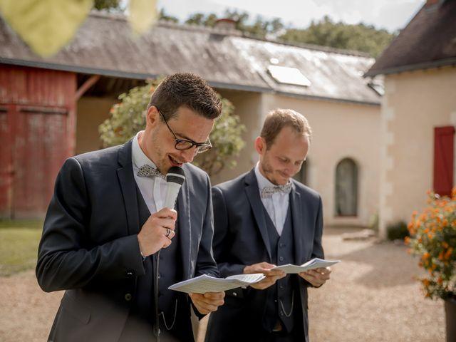 Le mariage de Julien et Anne Charlotte à Ballan-Miré, Indre-et-Loire 56