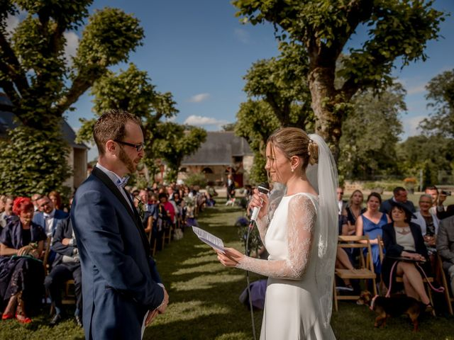 Le mariage de Julien et Anne Charlotte à Ballan-Miré, Indre-et-Loire 60