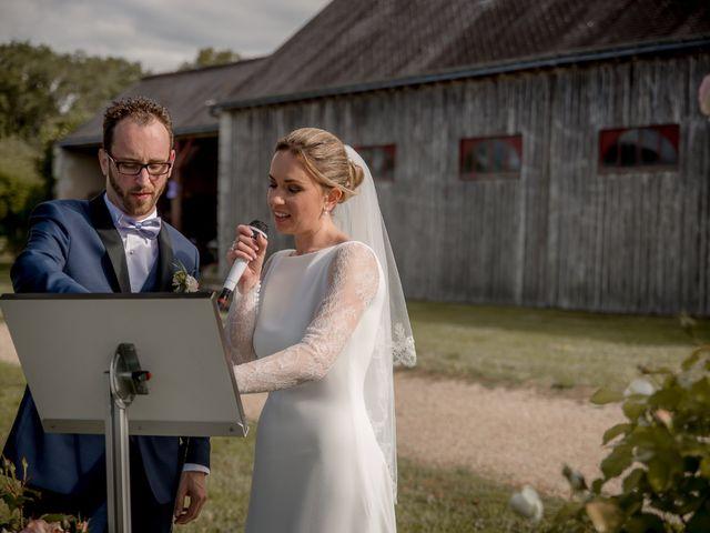 Le mariage de Julien et Anne Charlotte à Ballan-Miré, Indre-et-Loire 63