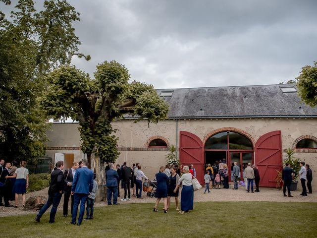 Le mariage de Julien et Anne Charlotte à Ballan-Miré, Indre-et-Loire 66