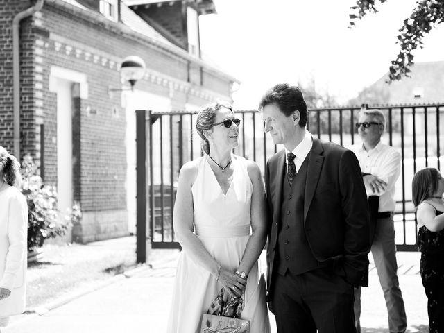 Le mariage de Guillaume et Julie à Survilliers, Val-d'Oise 41