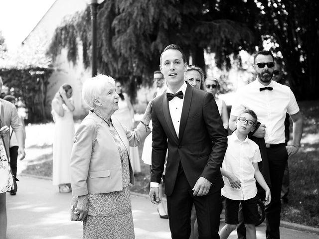 Le mariage de Guillaume et Julie à Survilliers, Val-d'Oise 45