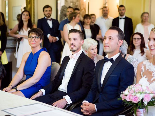 Le mariage de Guillaume et Julie à Survilliers, Val-d'Oise 56