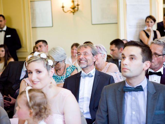 Le mariage de Guillaume et Julie à Survilliers, Val-d'Oise 59