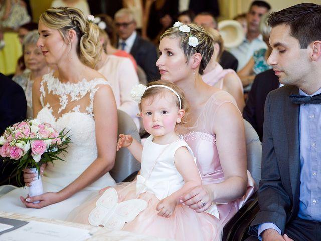 Le mariage de Guillaume et Julie à Survilliers, Val-d'Oise 62