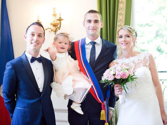 Le mariage de Guillaume et Julie à Survilliers, Val-d'Oise 79