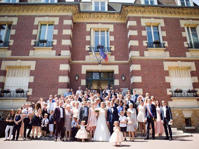 Le mariage de Guillaume et Julie à Survilliers, Val-d'Oise 82