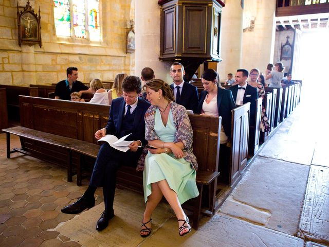 Le mariage de Guillaume et Julie à Survilliers, Val-d'Oise 95