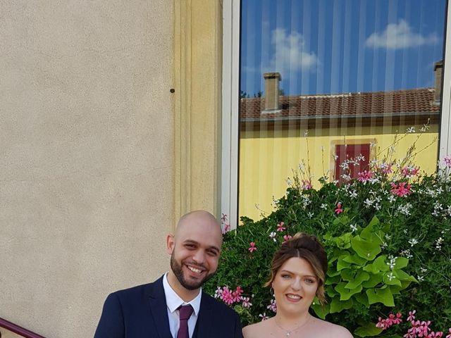 Le mariage de Monnier et Anaïs et Benjamin  à Neufchef, Moselle 1