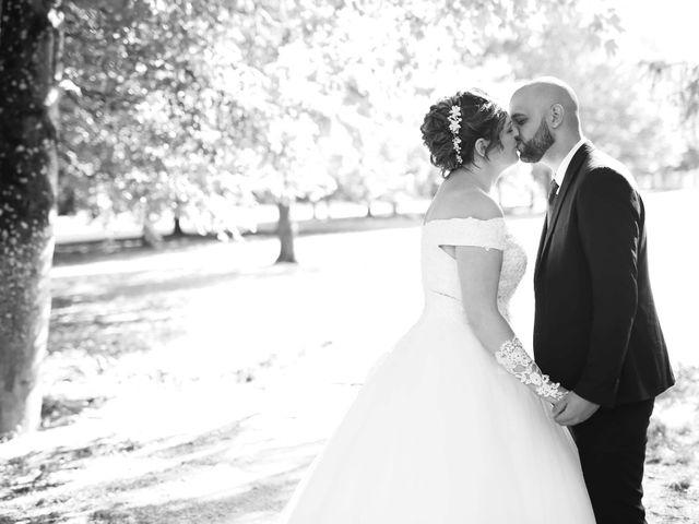 Le mariage de Anaïs et Benjamin  et Monnier