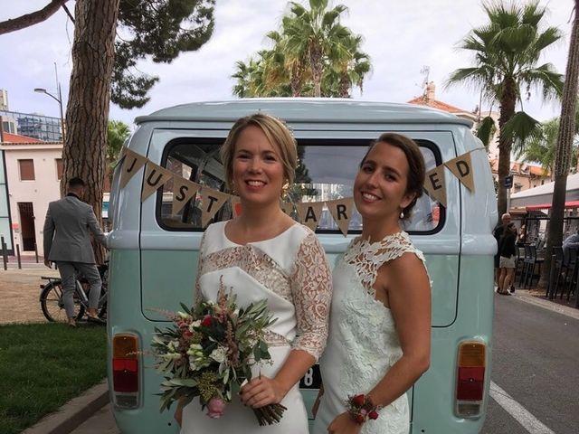 Le mariage de Alwyn  et Amélie à Antibes, Alpes-Maritimes 4
