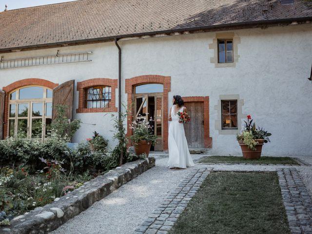 Le mariage de Thomas et Annie à Marigny-Saint-Marcel, Haute-Savoie 13