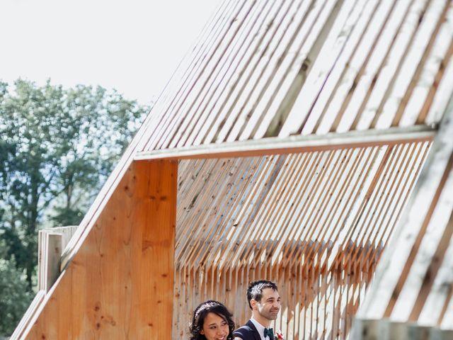 Le mariage de Thomas et Annie à Marigny-Saint-Marcel, Haute-Savoie 25