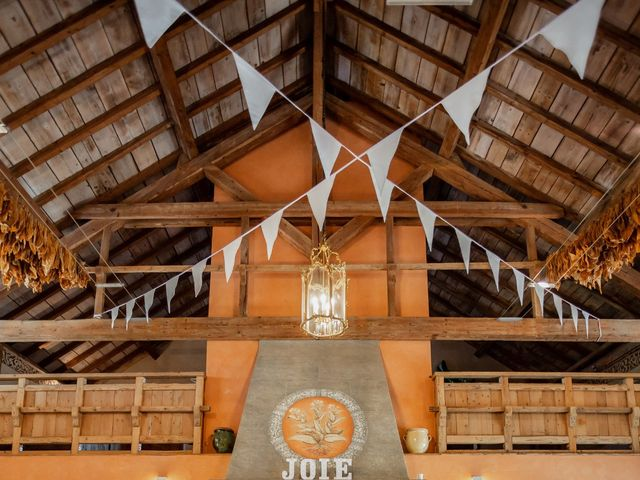 Le mariage de Thomas et Annie à Marigny-Saint-Marcel, Haute-Savoie 40