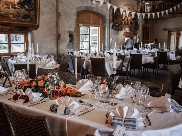 Le mariage de Thomas et Annie à Marigny-Saint-Marcel, Haute-Savoie 42