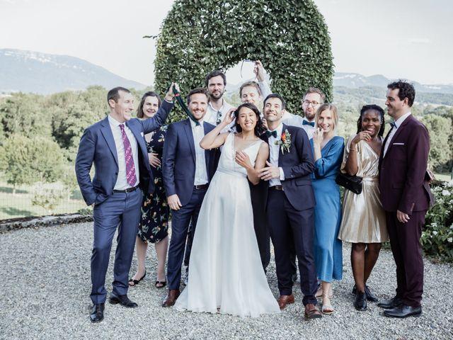 Le mariage de Thomas et Annie à Marigny-Saint-Marcel, Haute-Savoie 47