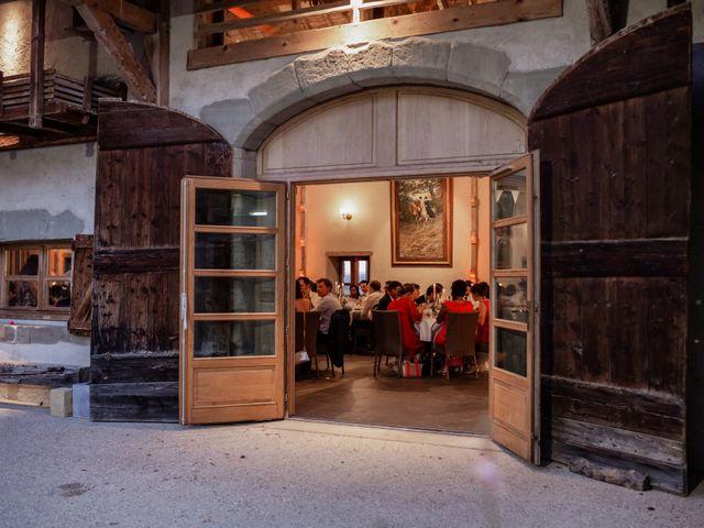 Le mariage de Thomas et Annie à Marigny-Saint-Marcel, Haute-Savoie 60