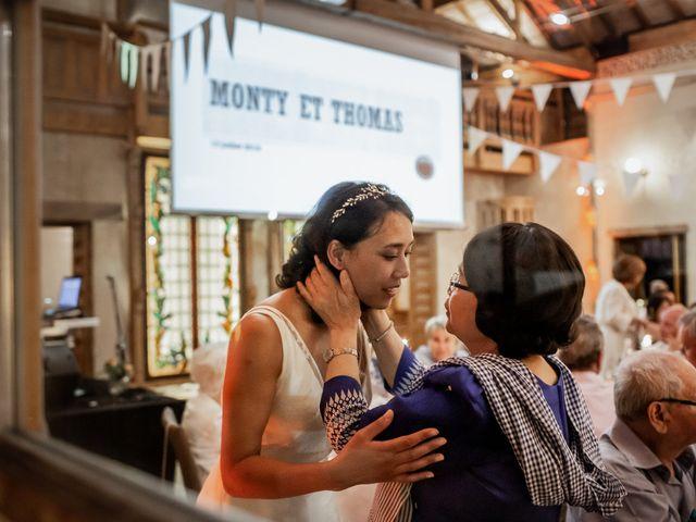 Le mariage de Thomas et Annie à Marigny-Saint-Marcel, Haute-Savoie 63