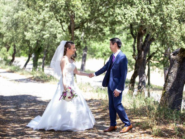 Le mariage de Hoa et Elodie à Mirabeau, Vaucluse 24