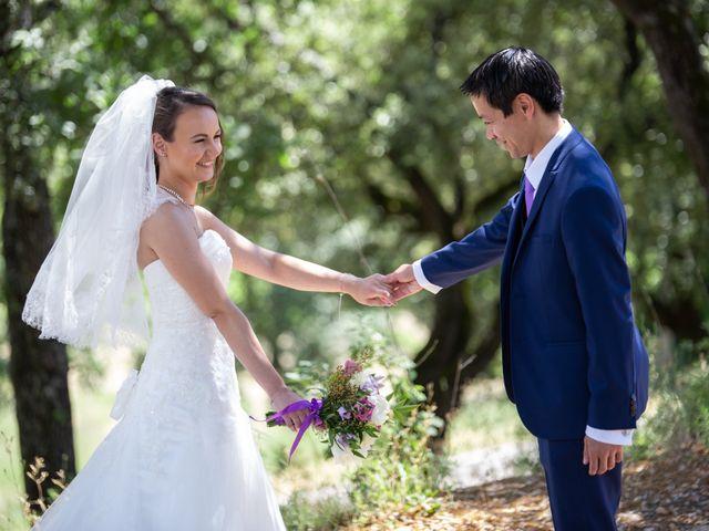 Le mariage de Hoa et Elodie à Mirabeau, Vaucluse 25