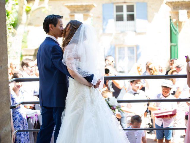 Le mariage de Hoa et Elodie à Mirabeau, Vaucluse 31