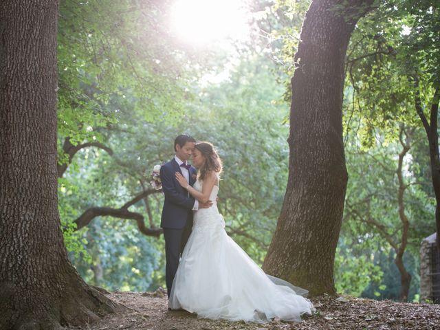 Le mariage de Hoa et Elodie à Mirabeau, Vaucluse 38