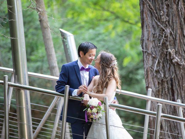 Le mariage de Hoa et Elodie à Mirabeau, Vaucluse 41
