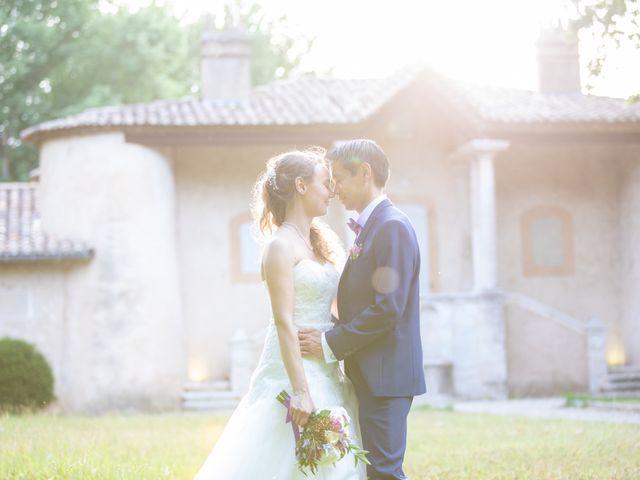 Le mariage de Hoa et Elodie à Mirabeau, Vaucluse 45