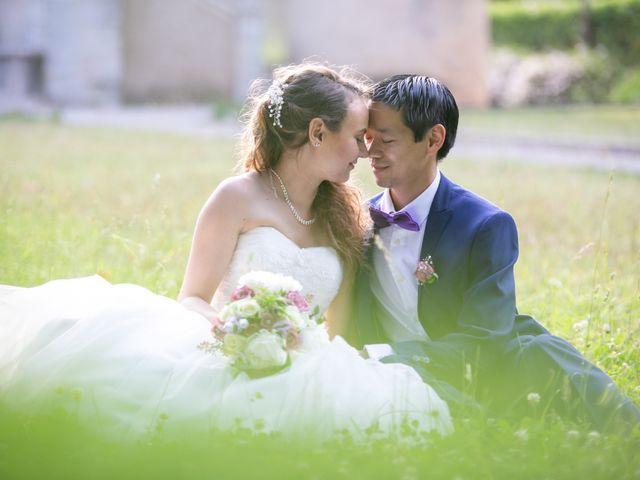 Le mariage de Hoa et Elodie à Mirabeau, Vaucluse 46