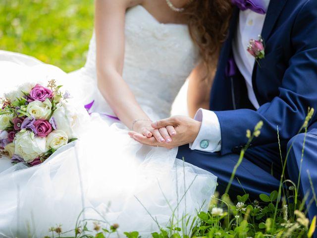 Le mariage de Hoa et Elodie à Mirabeau, Vaucluse 47