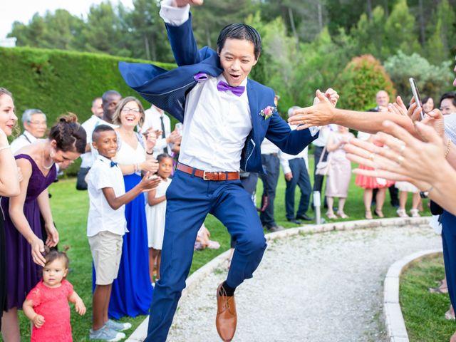 Le mariage de Hoa et Elodie à Mirabeau, Vaucluse 50