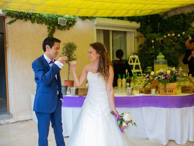 Le mariage de Hoa et Elodie à Mirabeau, Vaucluse 51