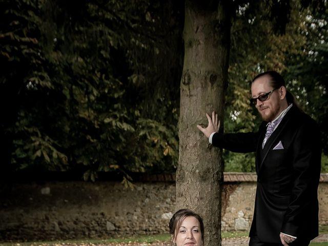 Le mariage de Franck et Emilie à Saint-Pierre-la-Garenne, Eure 27