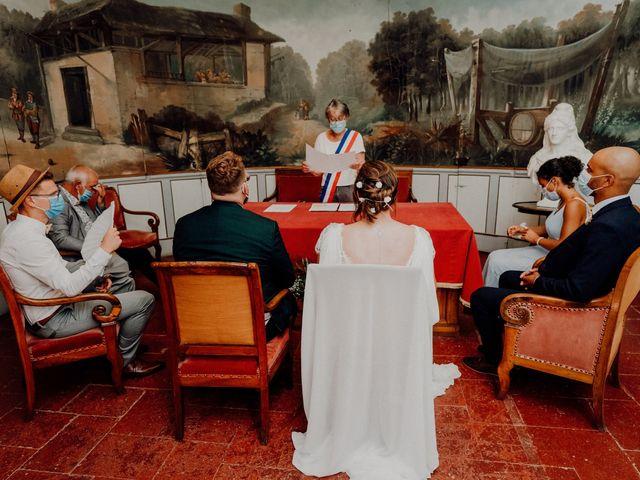 Le mariage de Justine et Yohann à Noé, Haute-Garonne 18