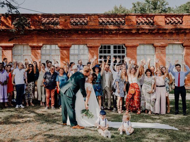 Le mariage de Justine et Yohann à Noé, Haute-Garonne 28