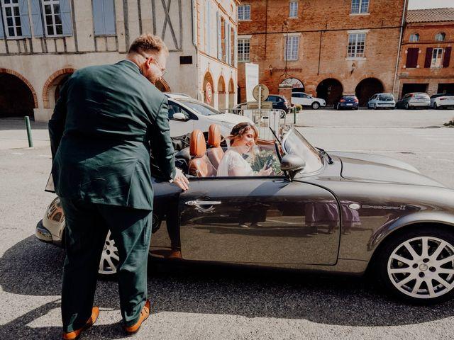 Le mariage de Justine et Yohann à Noé, Haute-Garonne 29