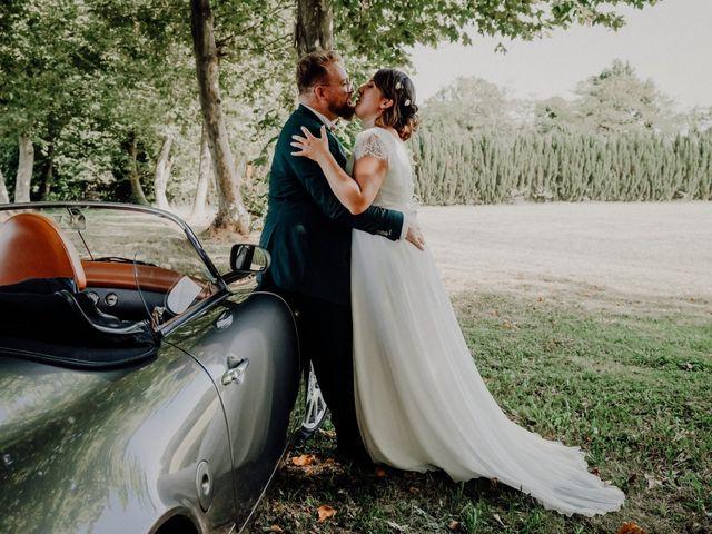 Le mariage de Justine et Yohann à Noé, Haute-Garonne 34