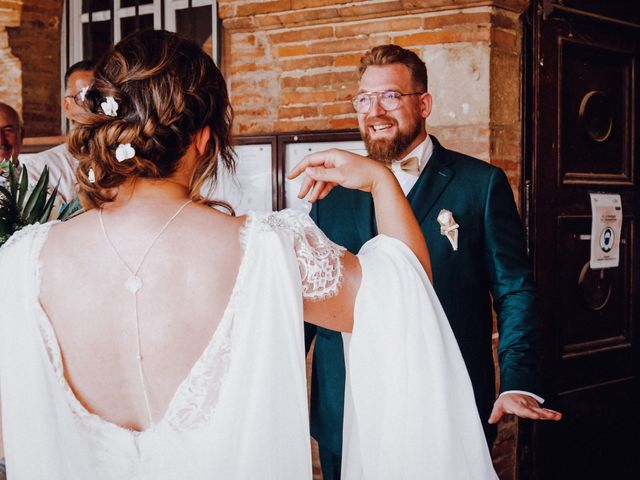 Le mariage de Justine et Yohann à Noé, Haute-Garonne 16