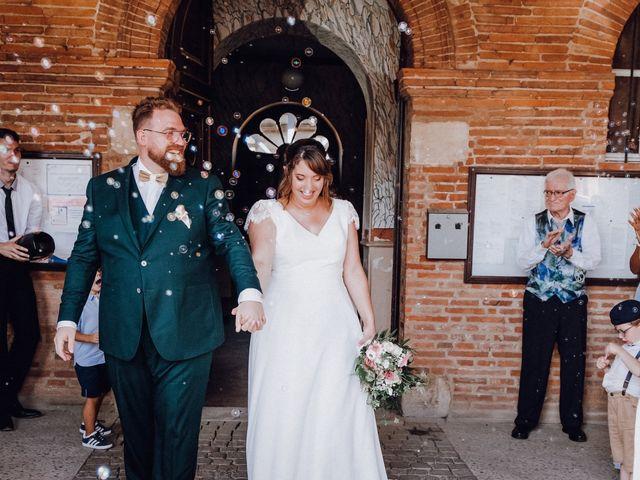 Le mariage de Yohann et Justine