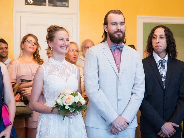 Le mariage de Nicolas et Yulia à Arvillard, Savoie 2