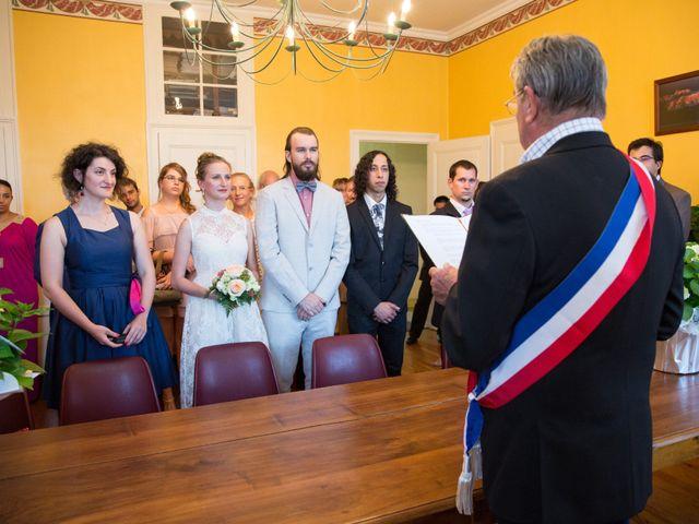 Le mariage de Nicolas et Yulia à Arvillard, Savoie 5