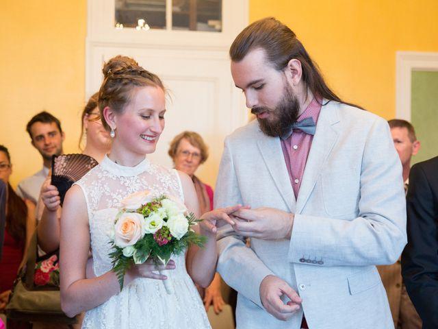 Le mariage de Nicolas et Yulia à Arvillard, Savoie 6