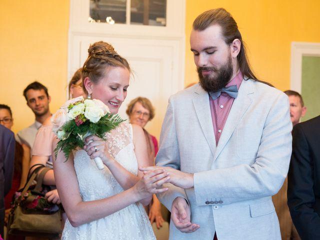Le mariage de Nicolas et Yulia à Arvillard, Savoie 7