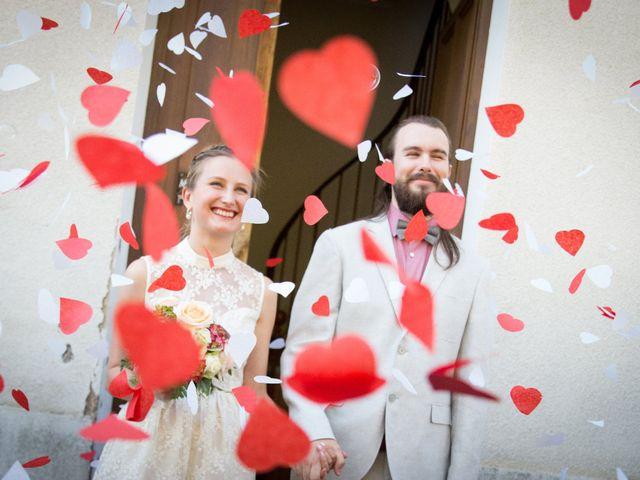 Le mariage de Nicolas et Yulia à Arvillard, Savoie 15