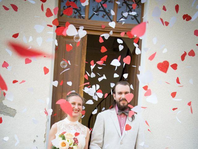 Le mariage de Nicolas et Yulia à Arvillard, Savoie 16