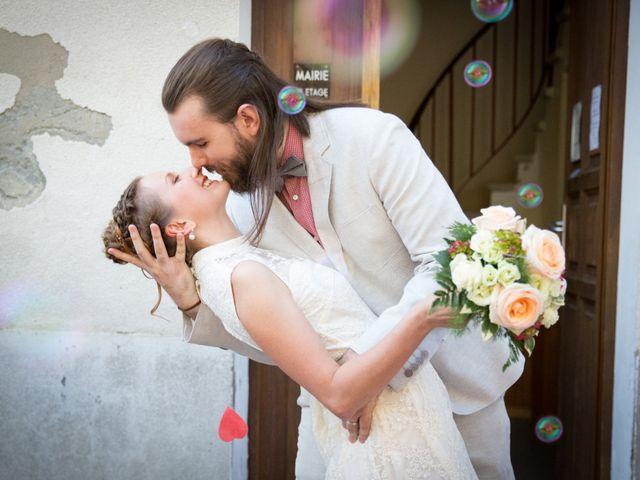 Le mariage de Nicolas et Yulia à Arvillard, Savoie 17
