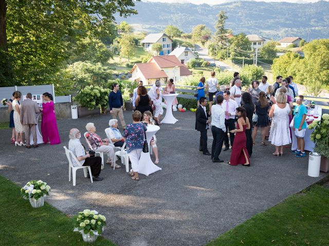 Le mariage de Nicolas et Yulia à Arvillard, Savoie 21