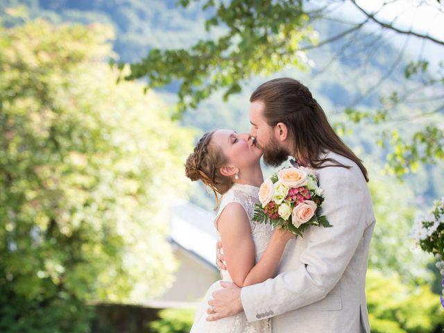 Le mariage de Nicolas et Yulia à Arvillard, Savoie 23