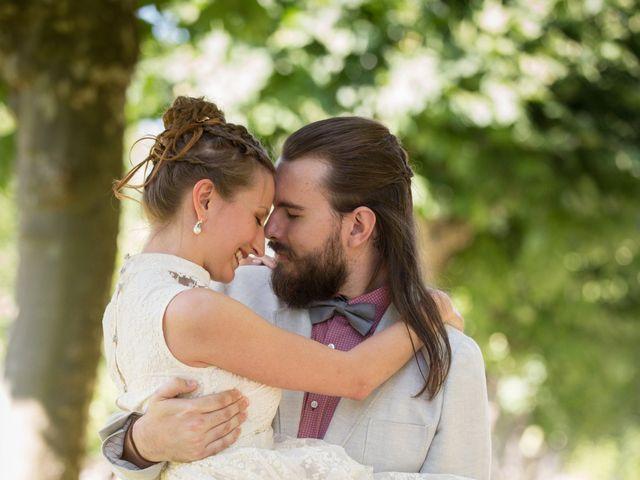 Le mariage de Nicolas et Yulia à Arvillard, Savoie 25