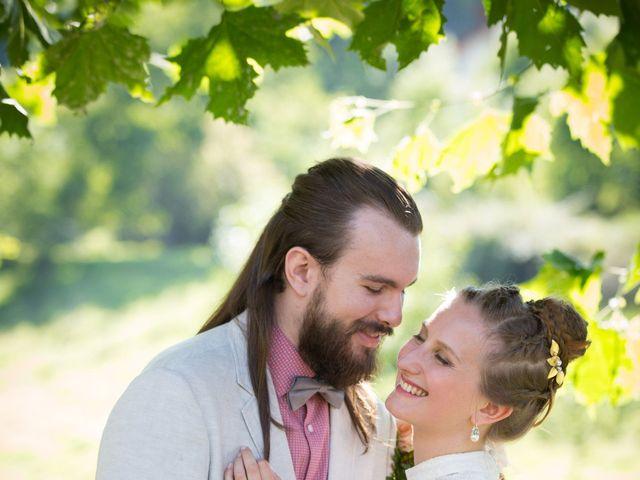Le mariage de Nicolas et Yulia à Arvillard, Savoie 26